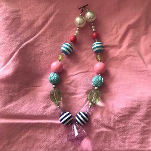 Other - Bubblegum Necklace